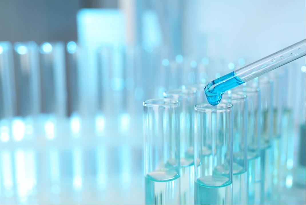 Life Sciences – Test Tubes