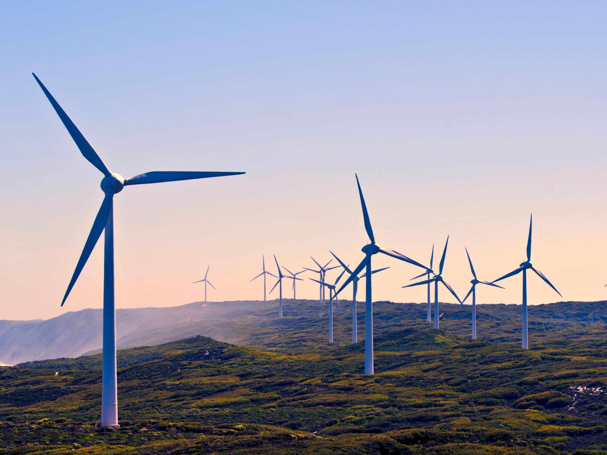 ERE Wind Turbines